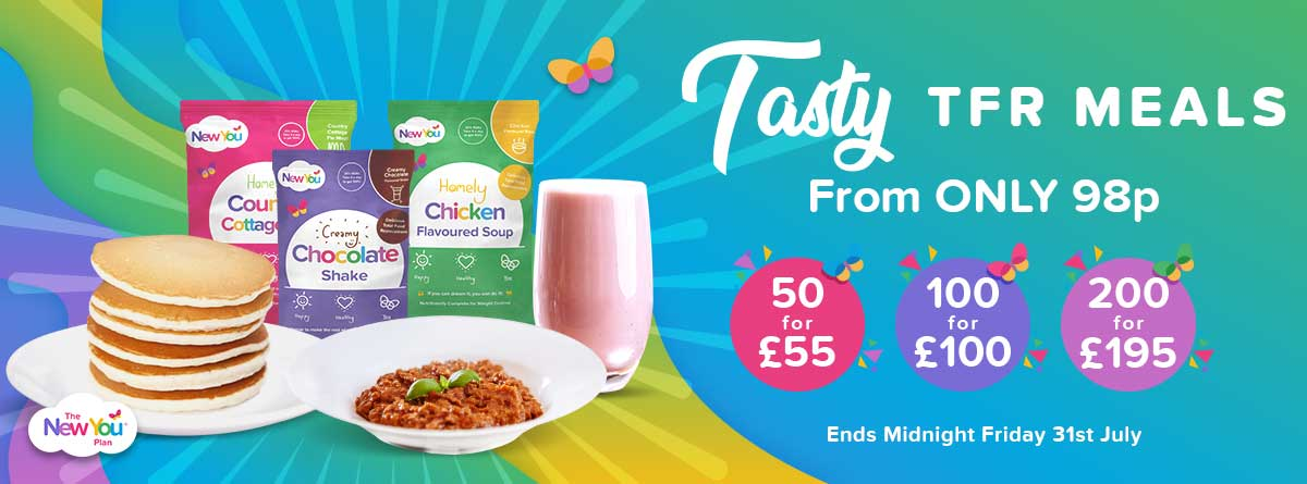 98p Meal July