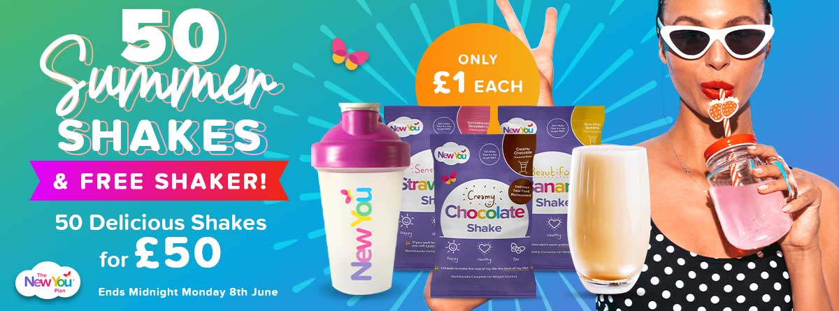 50 Shakes for £50