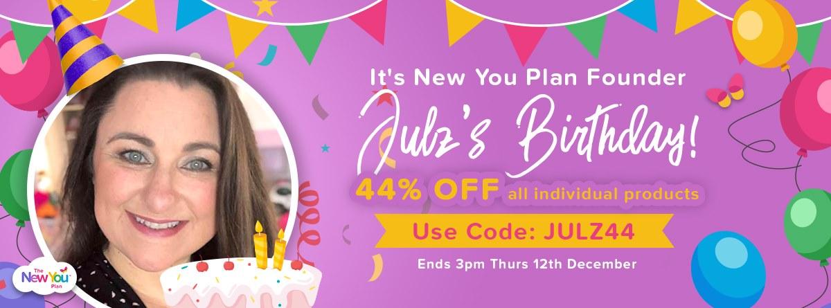 Julz 44th Birthday Celebration.