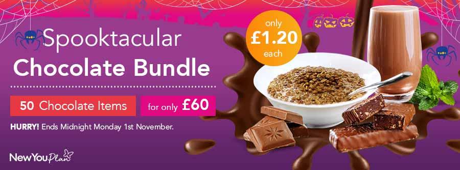 Spooktacular Chocolate Bundle