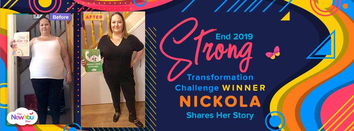 Nickola end 2019 strong