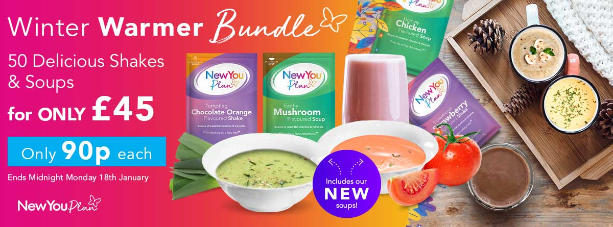 50 Shakes and Soups Bundle