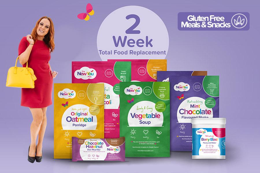 2 Week Gluten Free Diet Plan Bundle