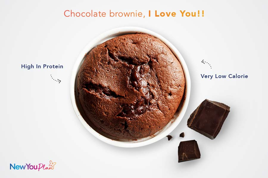 To Die for Chocolate Brownie TFR VLCD Meal