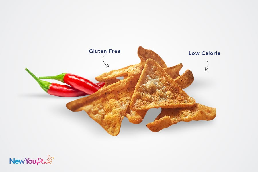 Thai Sweet Chili High Protein Tortilla Chips
