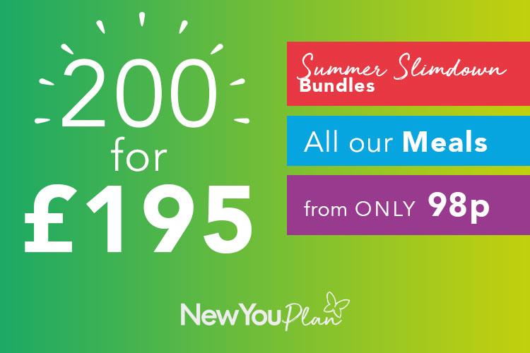 Summer Slimdown! Bundle 200 FOR 195