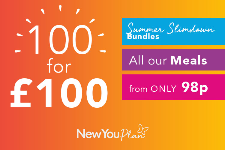 Slim Down For Summer Bundle 100 FOR £100
