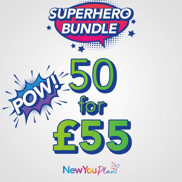 POW! Bundle 50 FOR 55