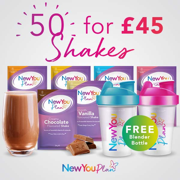 50 shakes for £45