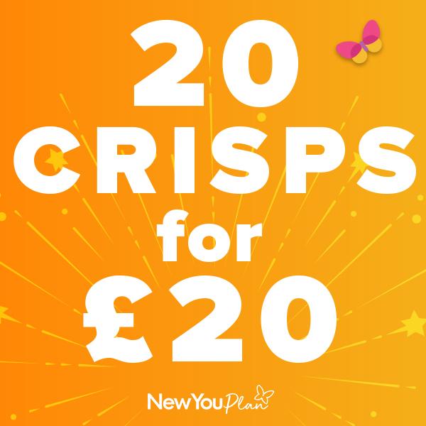 Crunchtastic 20 Crisp Bundle