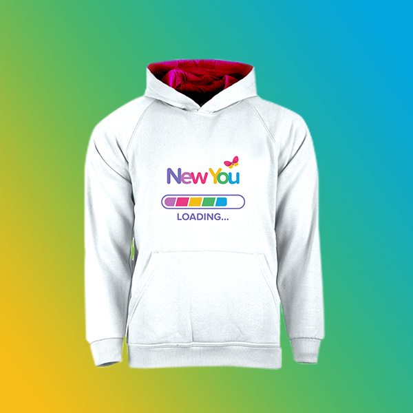 New You Hoodie