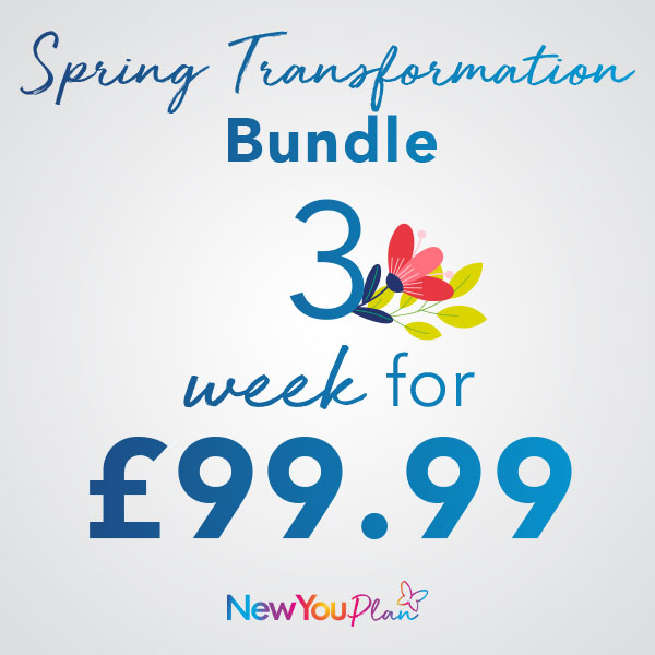 3 Week Spring Transformation Bundle