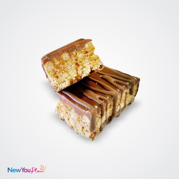 Peanut Crunch High Protein Snack Bar