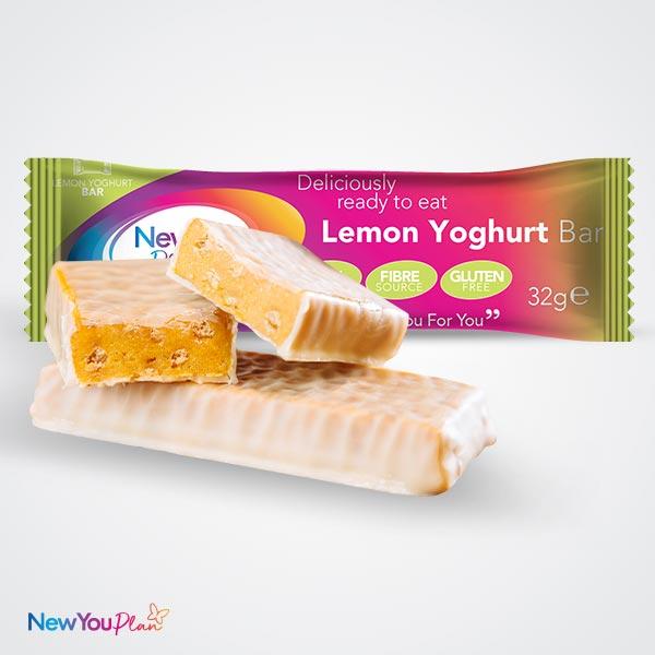 NEW RECIPE Zesty Lemon Yoghurt TFR VLCD Bar