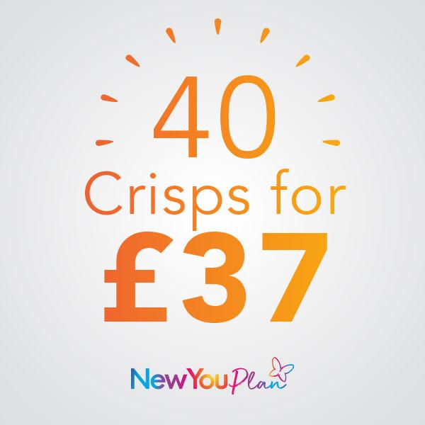 Crunchtastic 40 Crisp Bundle