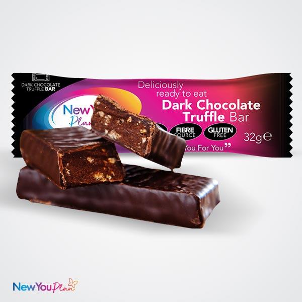 NEW RECIPE Sumptuous Dark Chocolate Truffa TFR VLCD Bar