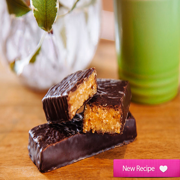 NEW RECIPE Delicious Maple and Fruit Almond TFR VLCD Bar