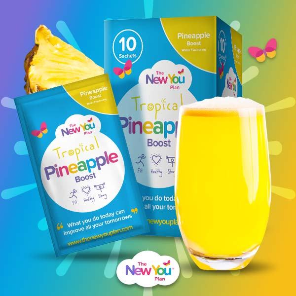 Buy 2 Boxes of 10 Pineapple Boost get 1 Box FREE