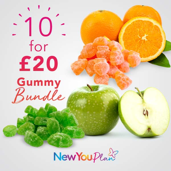 High Protein Gummy Sweets 10 Pack