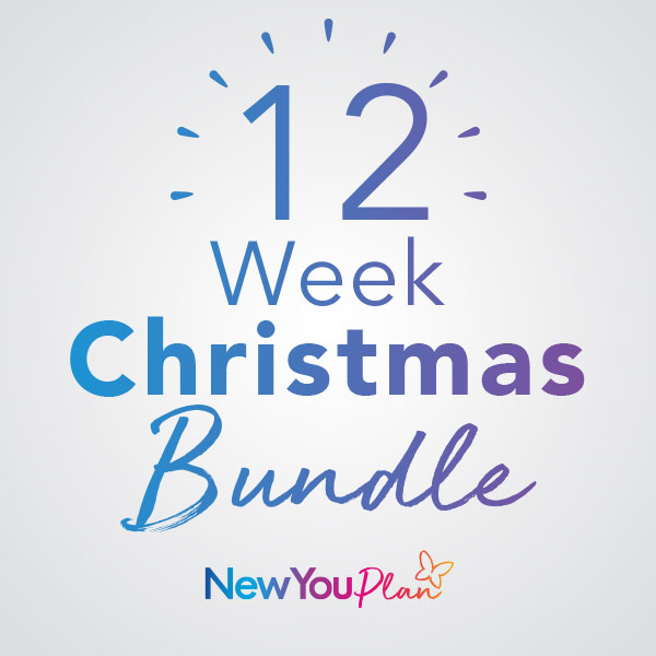 12 Weeks to Unwrap a New You Bundle
