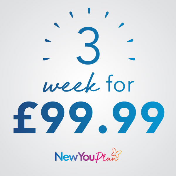 3 Week New Year New You 2021 Offer