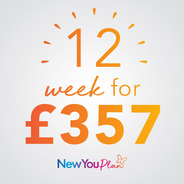 12 Week New Year New You 2021 Offer