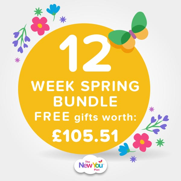 12 Week Spring Transformation Bundle