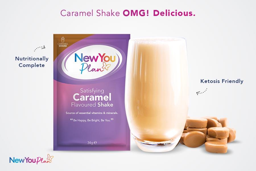 Caramel Total Shake