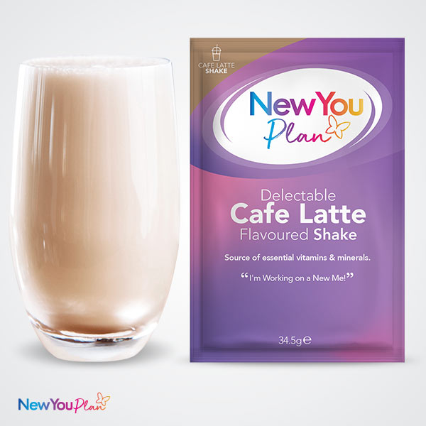 Cafe Latte TFR VLCD Shake Limited Edition