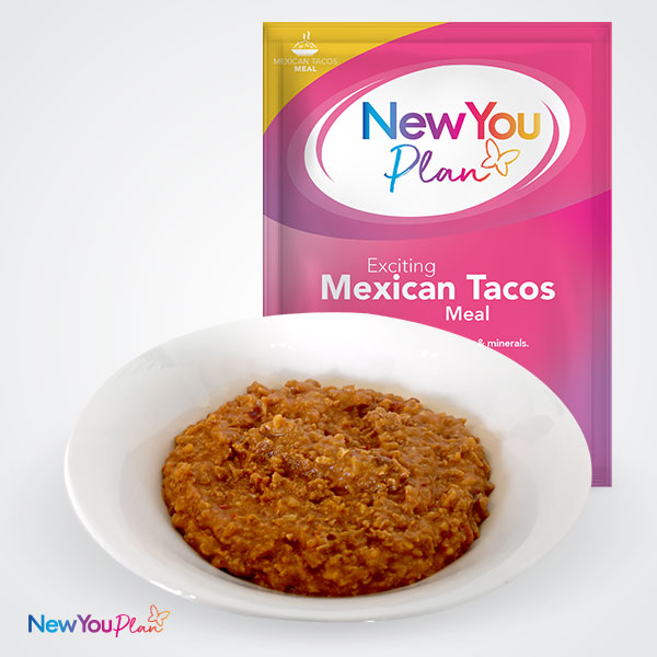 Mexican Tacos TFR VLCD Meal Limited Edition