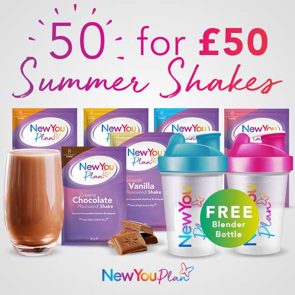 50 Summer Shakes for £50