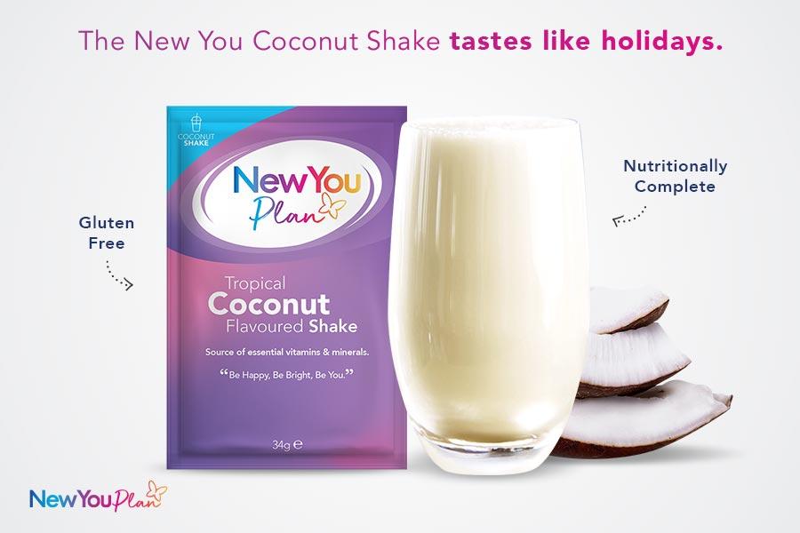 Coconut Total Shake