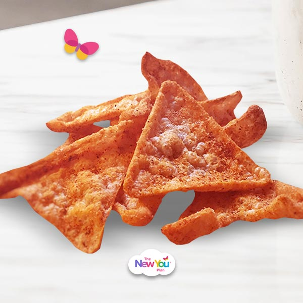 Bacon Flavoured High Protein Crisps