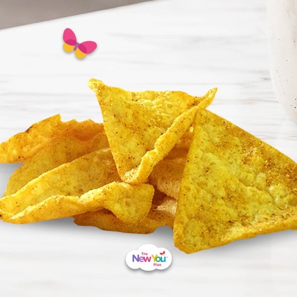Chicken Flavoured High Protein Crisps