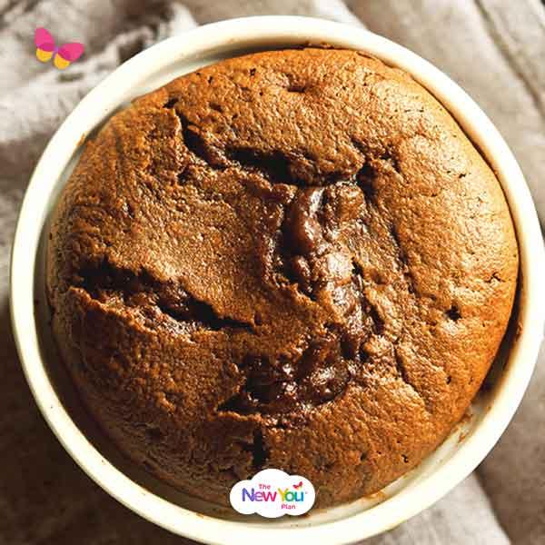 Salted Caramel TFR VLCD Cake