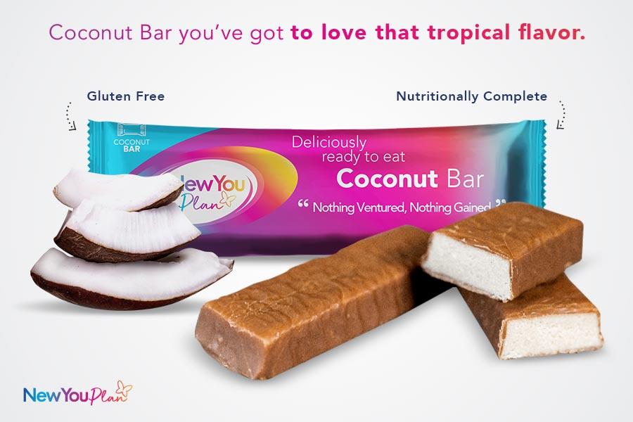 Coconut Total Bar