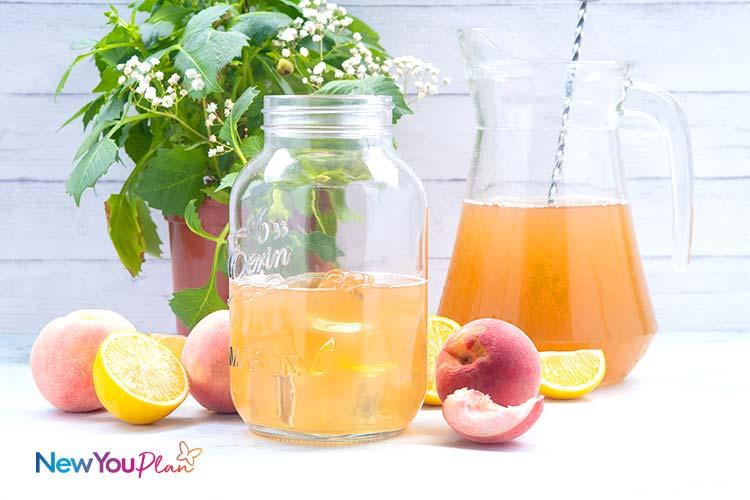 Peach Drainer
