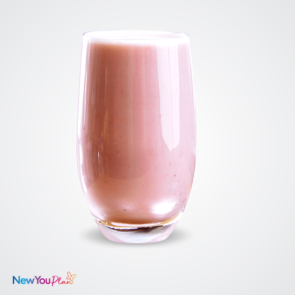 Strawberry & Banana TFR VLCD Smoothie (New!)