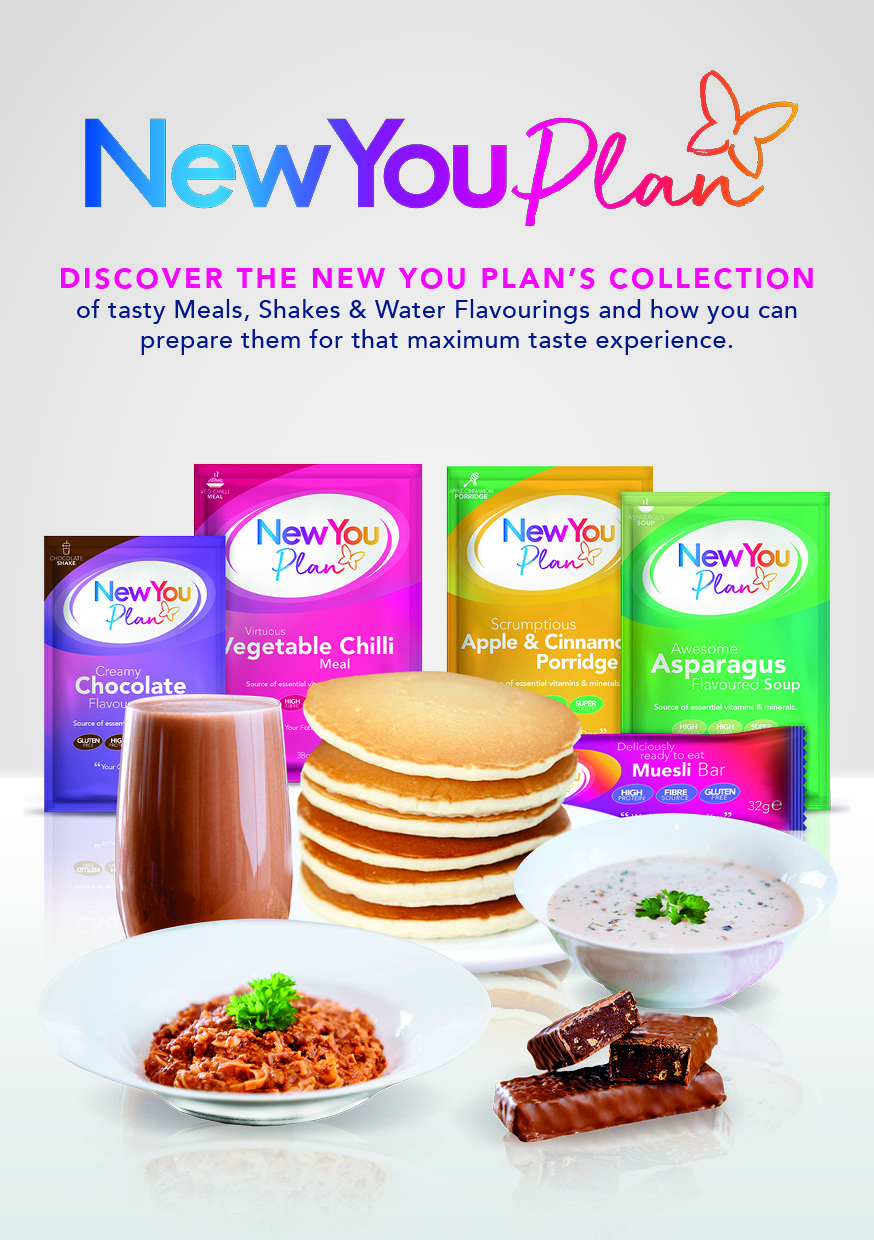 New You Plan Product Booklet