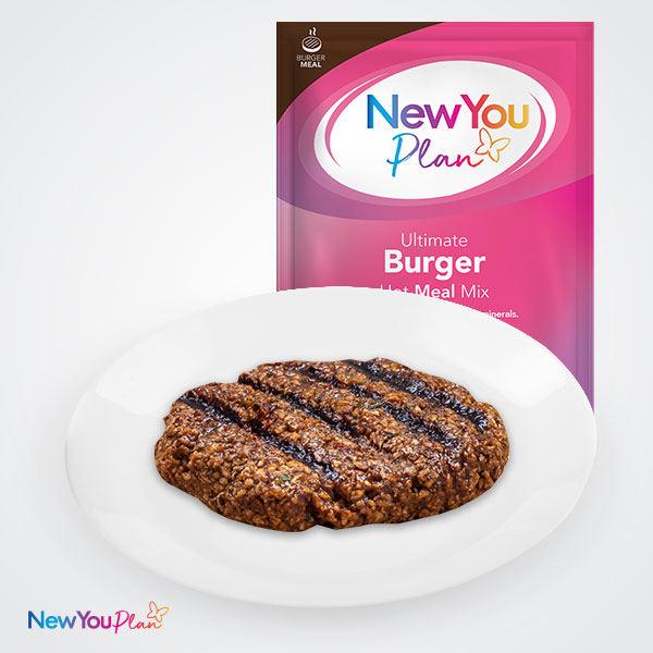 New Ultimate Burger TFR VLCD Meal