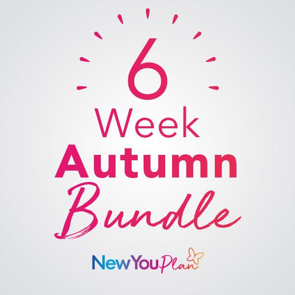 Amazing Autumn 6 Week Bundle