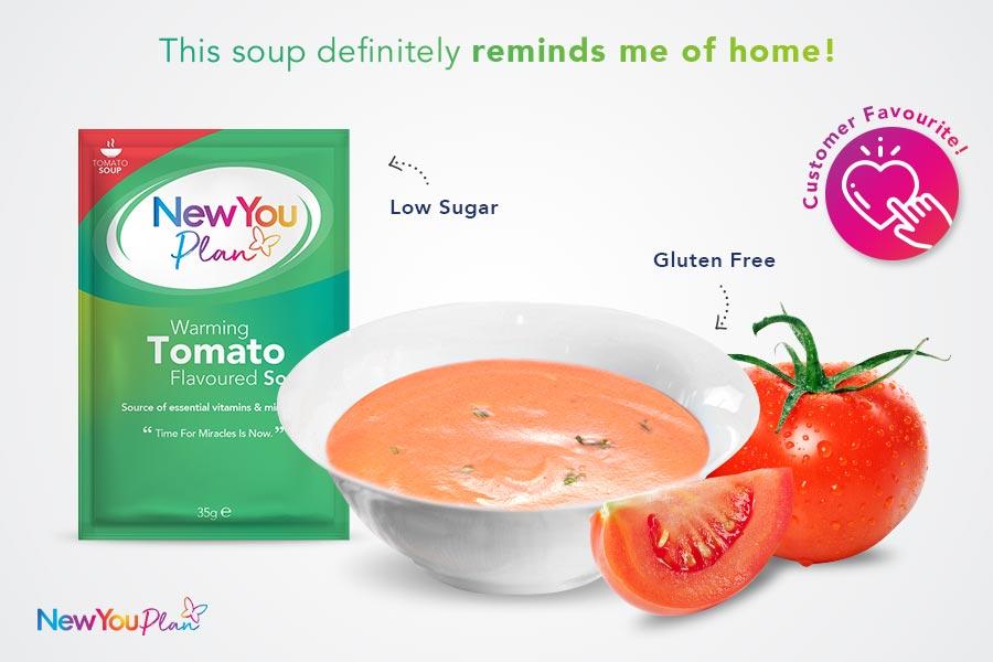 Tomato Total Soup