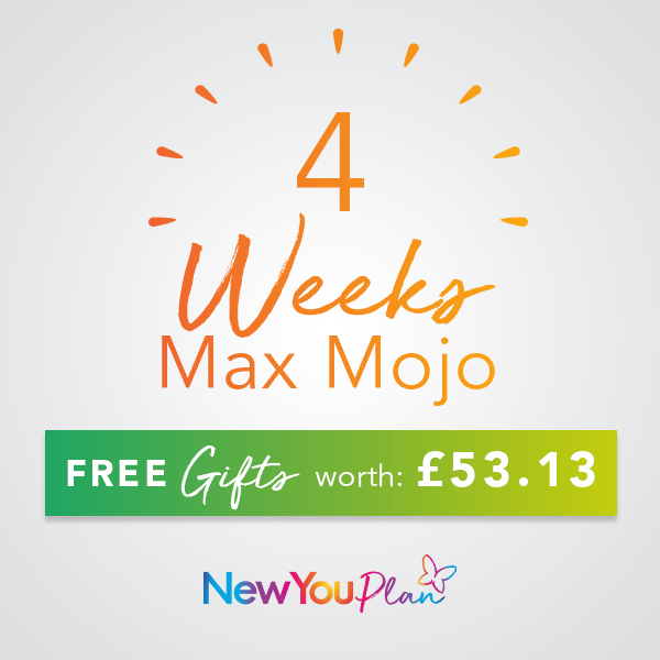 4 Week Max Mojo Bundle