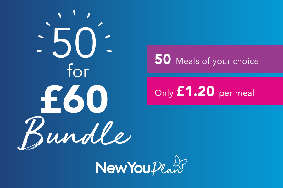 50 Meals for £60
