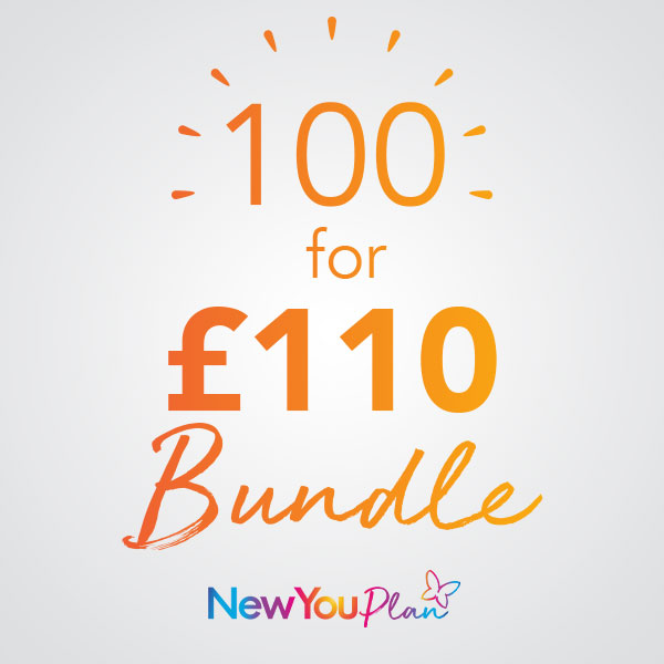 100 Meals for £110