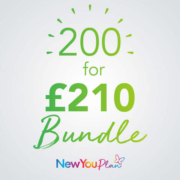 200 Meals for £210