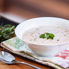 Earthy Mushroom TFR VLCD Soup