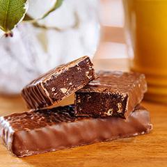 Luxurious Milk Chocolate Truffa TFR VLCD Bar