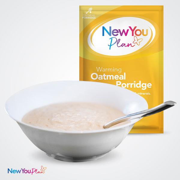 Ahh Just Right Original Oatmeal Total Porridge