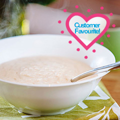 Ahh Just Right Original Oatmeal TFR VLCD Porridge